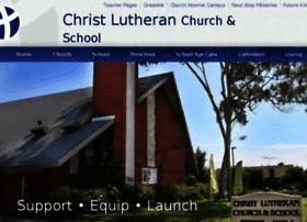 Christcm.edlioschool.com thumbnail