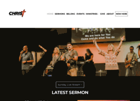 Christcommunityalamo.org thumbnail