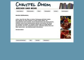 Christel-dhom.de thumbnail