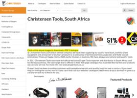 Christensen.co.za thumbnail