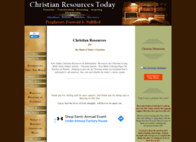 Christian-resources-today.com thumbnail
