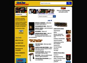 Christiananswers.net thumbnail