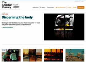 Christiancentury.org thumbnail