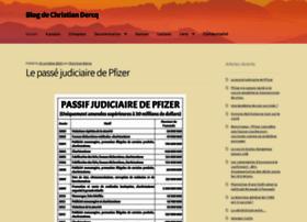 Christiandercq.info thumbnail