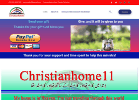 Christianhome11.org thumbnail