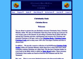 Christianityoasis.com thumbnail