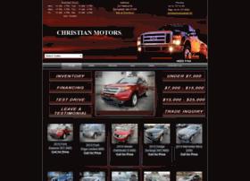 Christianmotors.net thumbnail