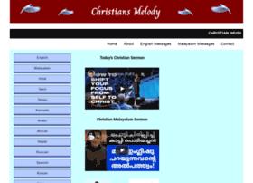 Christiansmelody.com thumbnail