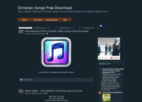 Christiansongsfreedownload.blogspot.com thumbnail