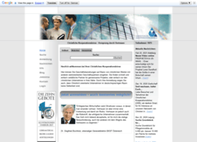 Christliche-kooperationsboerse.de thumbnail