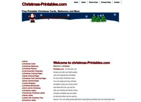 Christmas-printables.com thumbnail