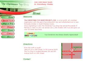 Christmastoyshop.org thumbnail