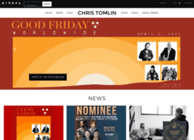 Christomlin.com thumbnail
