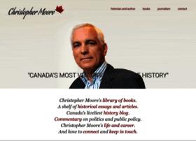 Christophermoore.ca thumbnail