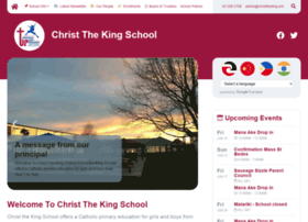 Christtheking.school.nz thumbnail