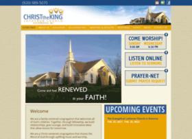 Christthekingsherwood.org thumbnail