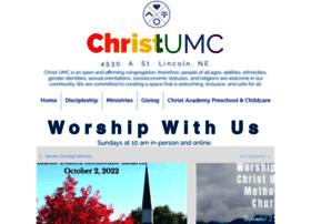 Christumclinc.org thumbnail