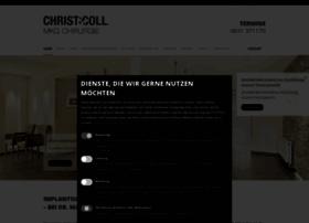 Christundcoll.de thumbnail