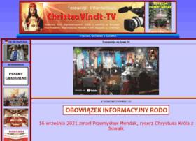 Christusvincit-tv.pl thumbnail