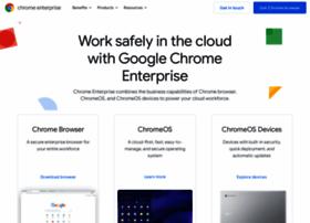 Chromeenterprise.google thumbnail