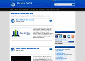 Chromefans.org thumbnail