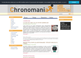 Chronomania.net thumbnail