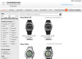 Chronox.ru thumbnail