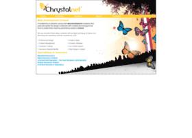 Chrystalnet.com thumbnail