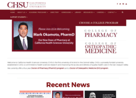 Chsu.org thumbnail