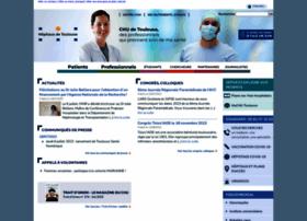Chu-toulouse.fr thumbnail