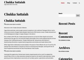 Chukkasattaiah.com thumbnail