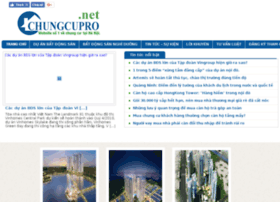 Chungcupro.net thumbnail