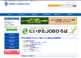 Chuokai-niigata.or.jp thumbnail