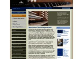 Churchorganworld.co.uk thumbnail