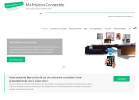 Cielmamaisonconnectee.fr thumbnail