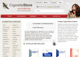 Cigarettessale.co.uk thumbnail