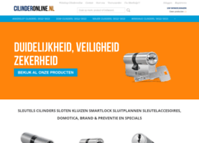Cilinderonline.nl thumbnail