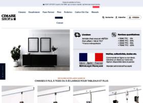 Cimaise-shop.fr thumbnail