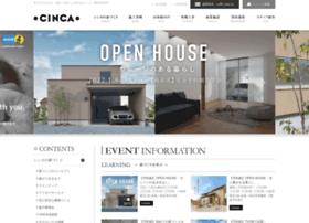 Cinca.co.jp thumbnail