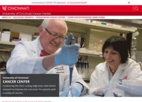 Cincinnaticancercenter.org thumbnail