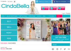 Cindabella.co.nz thumbnail