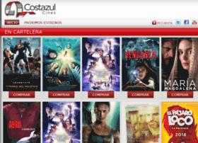 Cinecostazul.com thumbnail