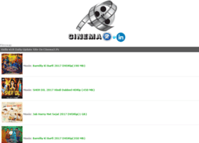 Cinema2.in thumbnail