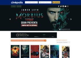 Cinepolis.com.sv thumbnail