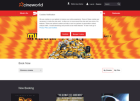 Cineworld.co.uk thumbnail