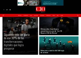 Cio.com.mx thumbnail