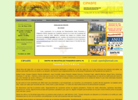 Cipasfe.com.ar thumbnail
