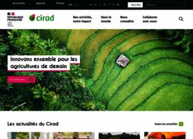 Cirad.fr thumbnail