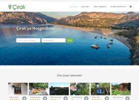 Cirali.org thumbnail