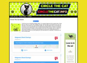 Circlethecat.org thumbnail